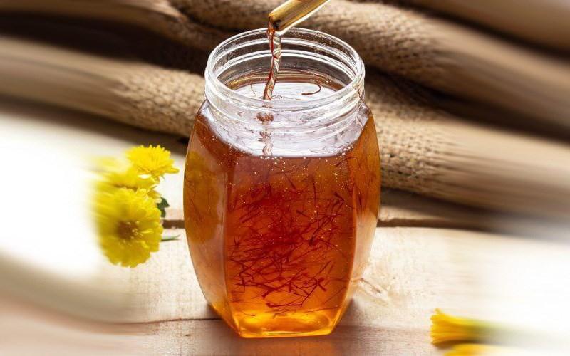 Pha với mật ong