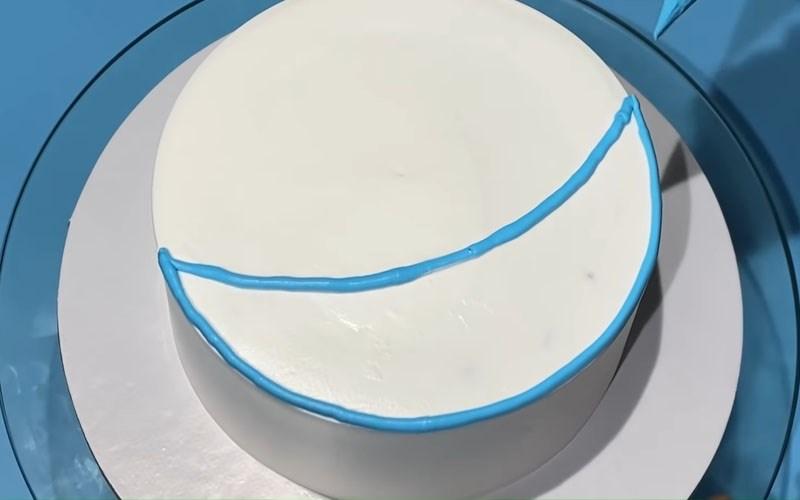 Bánh kem doreamon