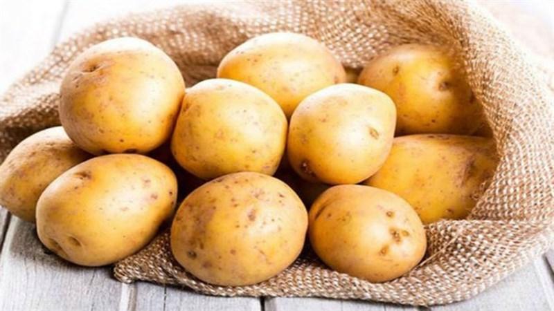 Nguyên liệu món ăn nước ép khoai tây