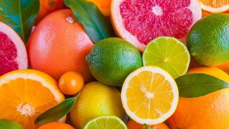 Trái cây họ cam quýt