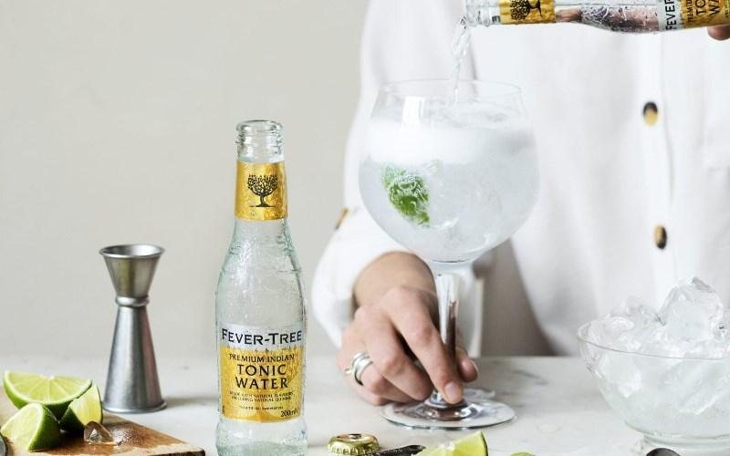 Cách uống tonic water