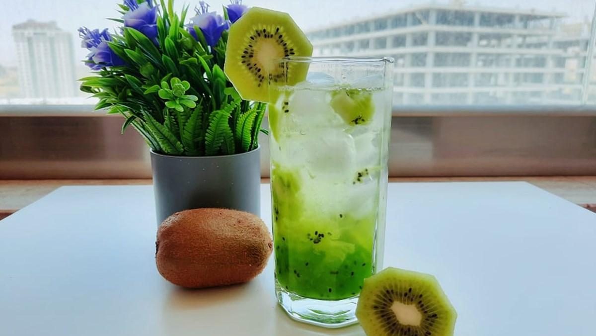 Mojito kiwi không cồn
