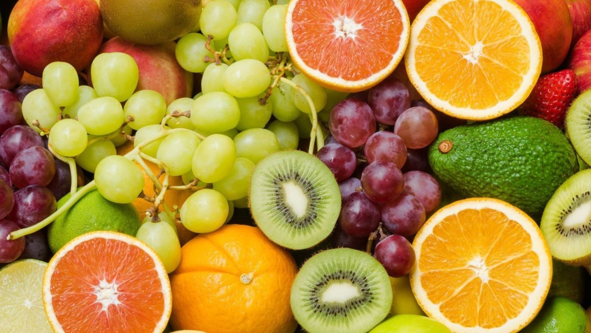 Các loại trái cây tăng sức đề kháng