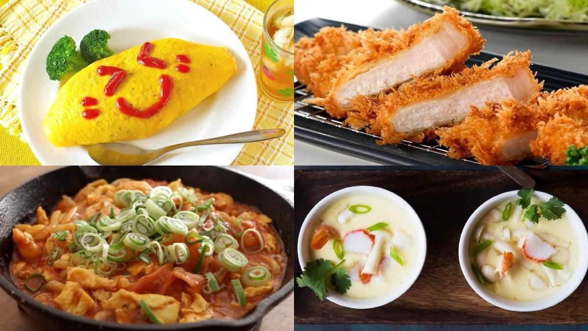 15 món ăn Nhật Bản dễ làm