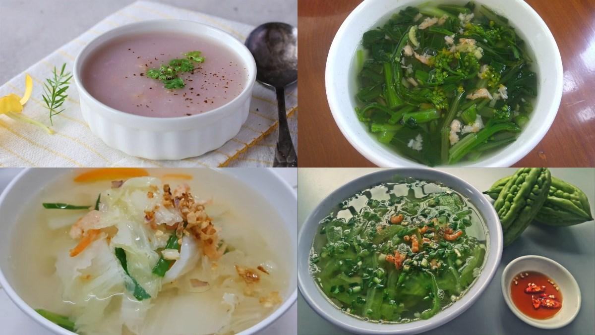 Tổng hợp 7 cách nấu canh với tôm khô