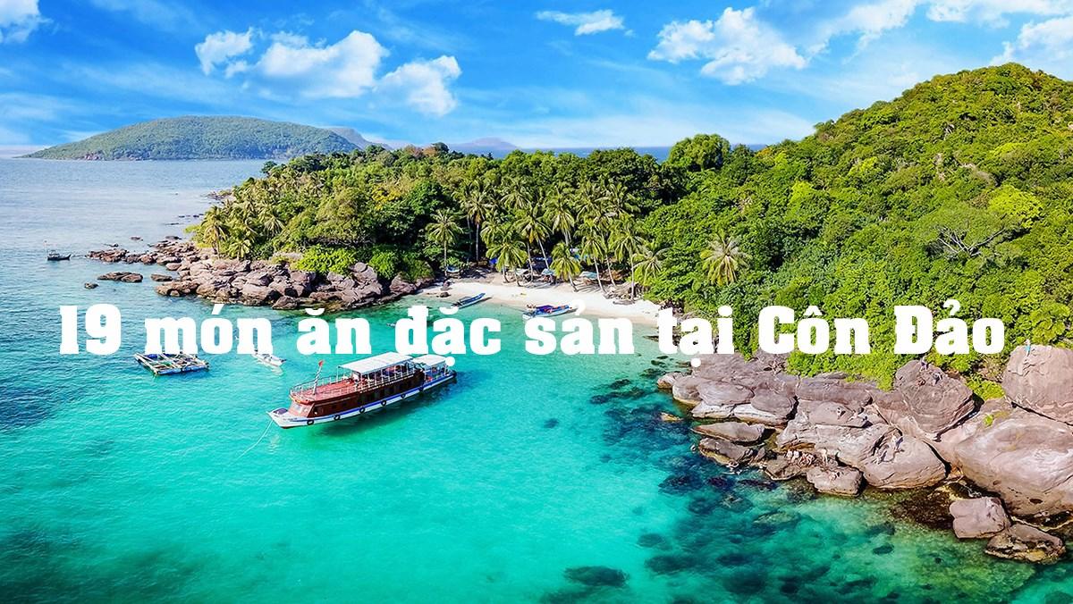 19 món ăn đặc sản Côn Đảo