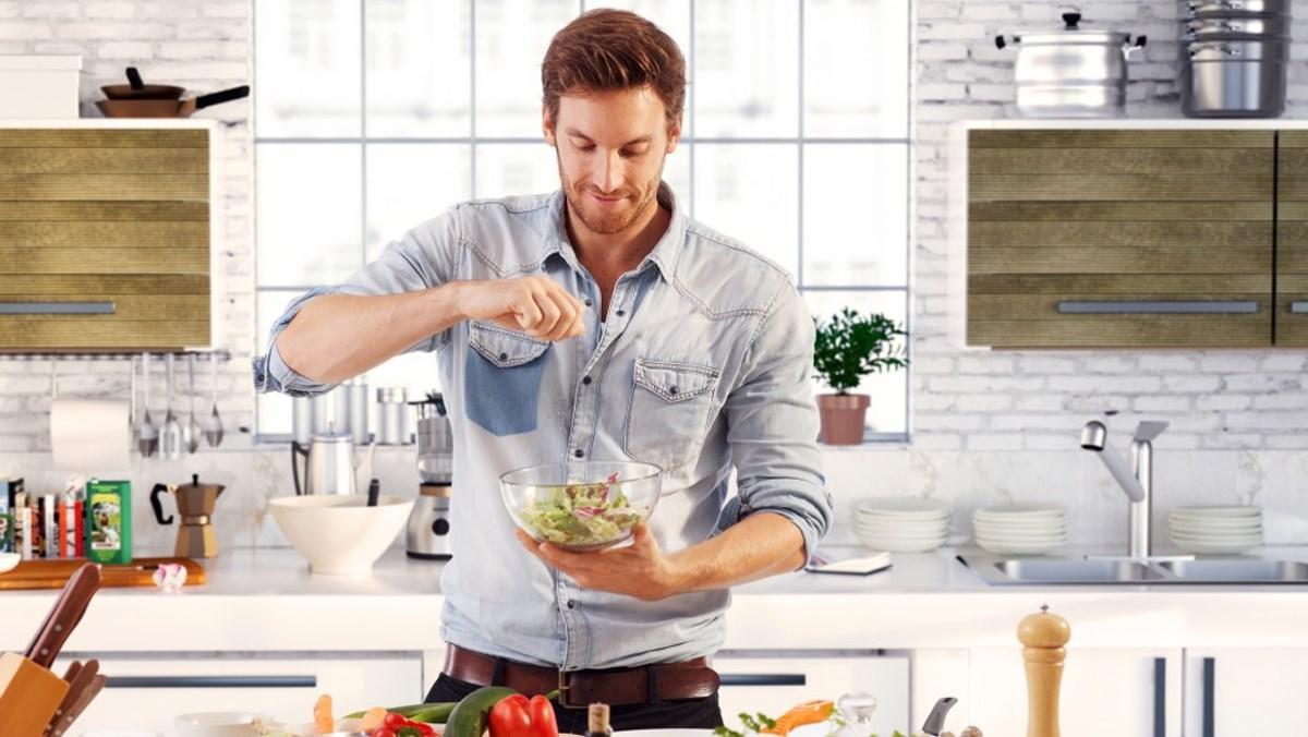 đàn ông vào bếp, lý do đàn ông nên vào bếp