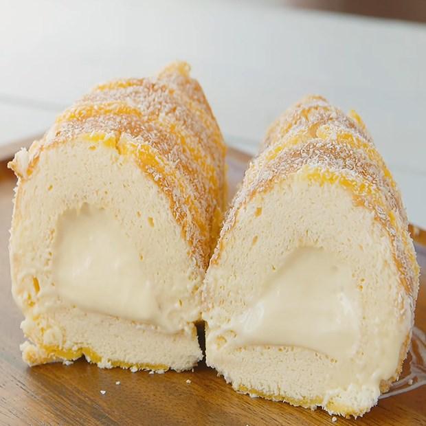 Bánh chuối Thượng Hải