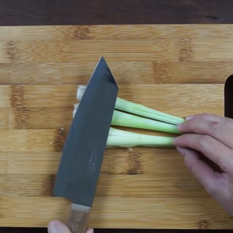 Bước 4 Nướng bò Bò nướng sa tế sả