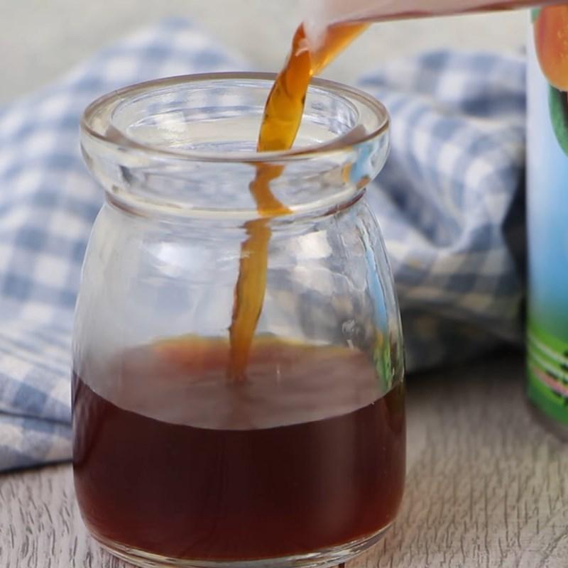 Bước 3 Pha trà sữa Trà sữa thạch cam