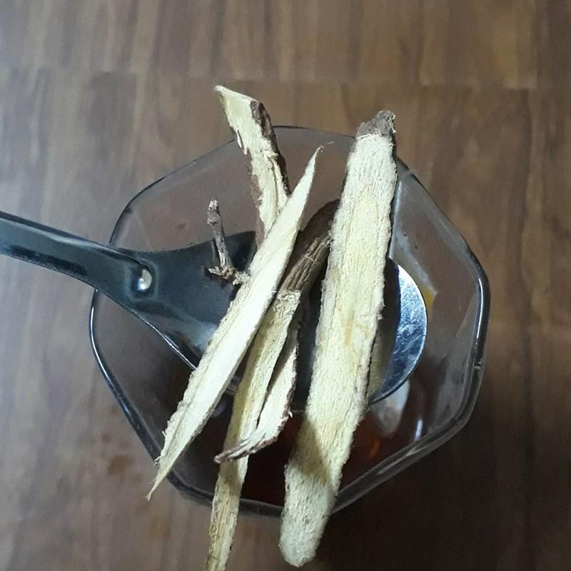Bước 2 Pha trà lipton cam thảo Trà lipton cam thảo (công thức được chia sẻ từ người dùng)