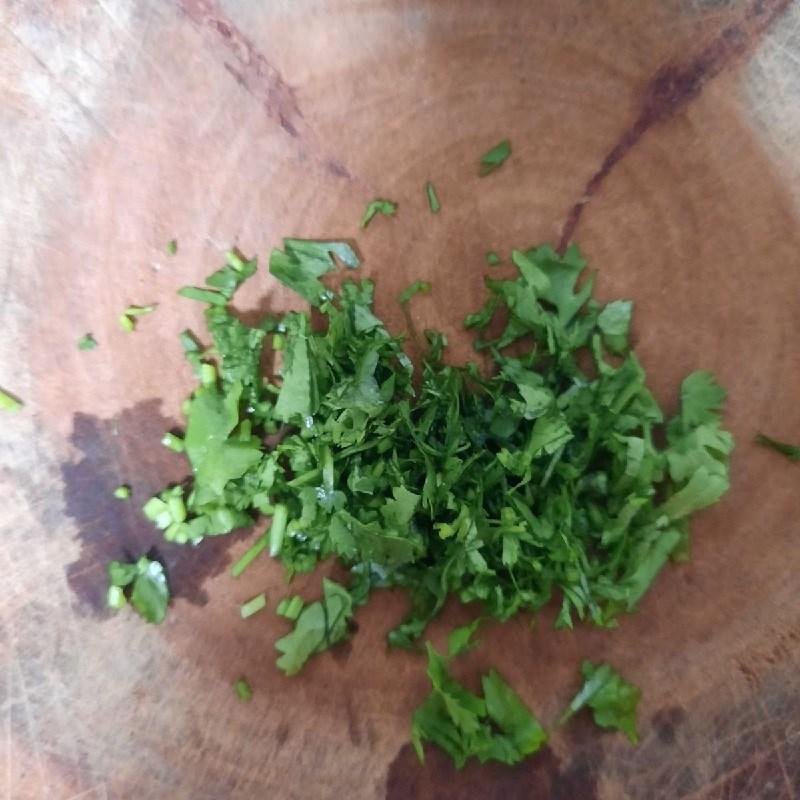 Bước 1 Sơ chế tôm và măng tây Cháo tôm măng tây