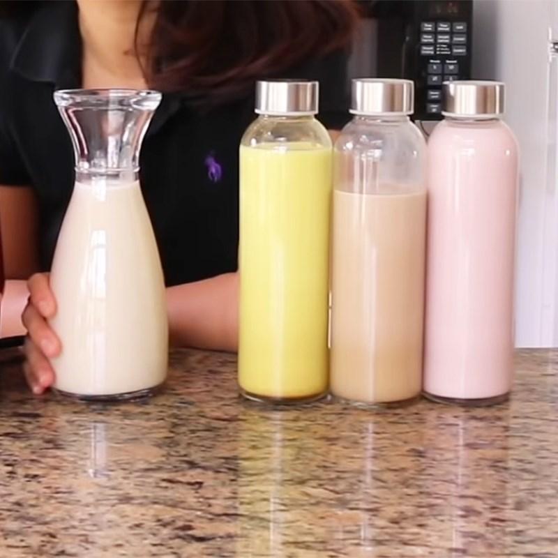 Bước 3 Thành phẩm Sữa yến mạch nguyên chất