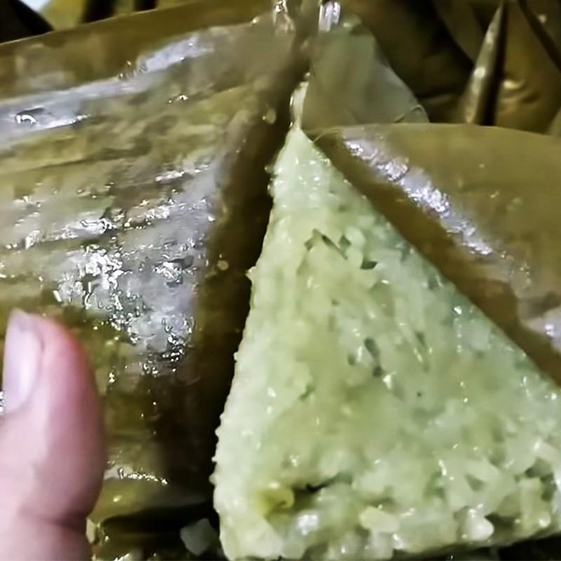 Bước 7 Thành phẩm Bánh ít nếp xào nhân dừa đậu