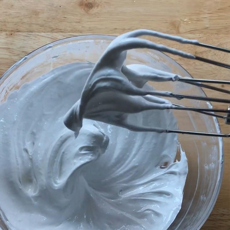 Bước 3 Trộn bột làm bánh macaron Bánh macaron vải