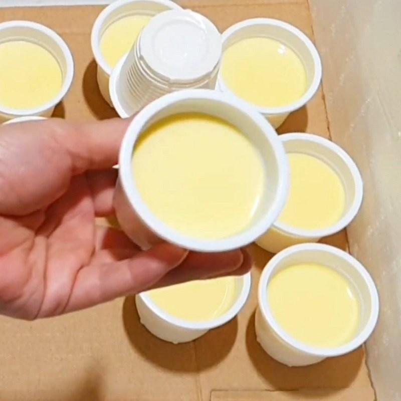 Bước 7 Ủ sữa chua Sữa chua có lớp váng dày