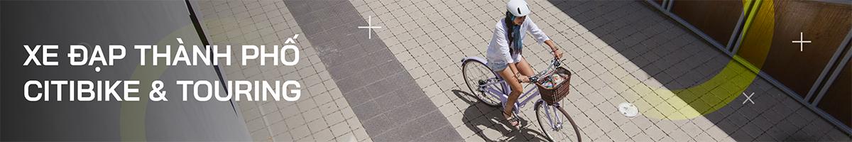 Xe đạp thành phố