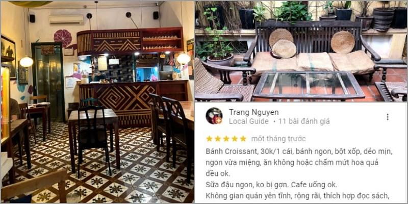 Nhà hàng Hà Nội Social Club
