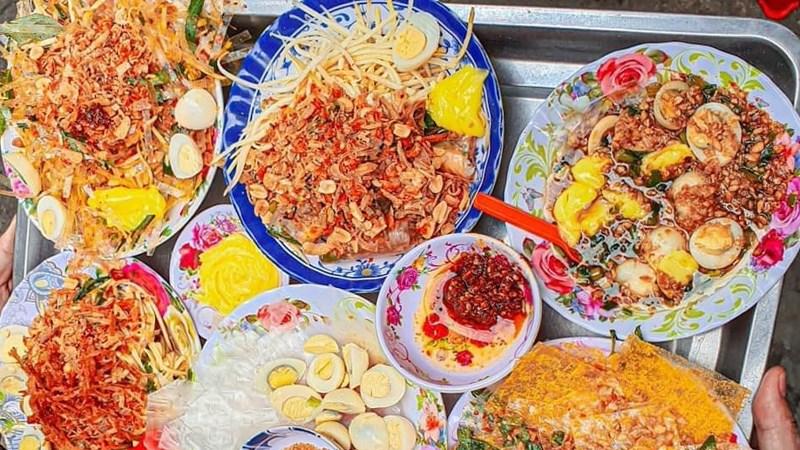 Quán Bánh tráng Nhật Quỳnh