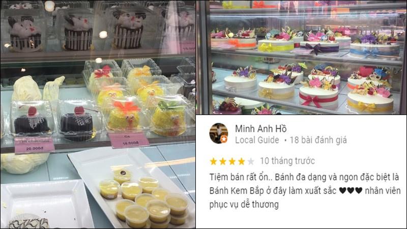 Tiệm bánh ABC Bình Dương