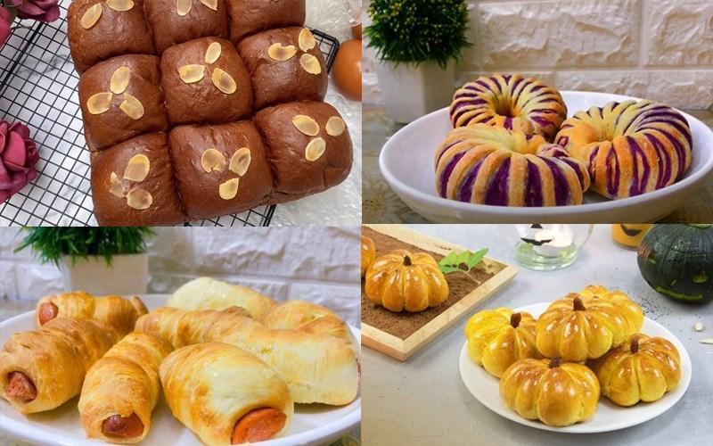 Các món bánh