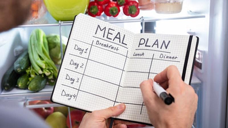 Lên kế hoạch cho bữa ăn
