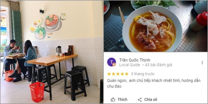 Quán Bún Bò Huế Vy Vy