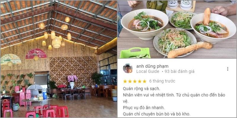 Quán Bún Bò Huế Thiên Trang