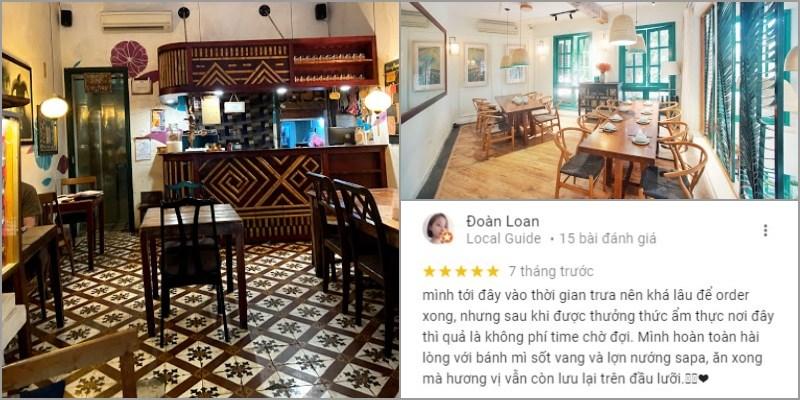 Nhà hàng Luk Lak Vietnamese Restaurant