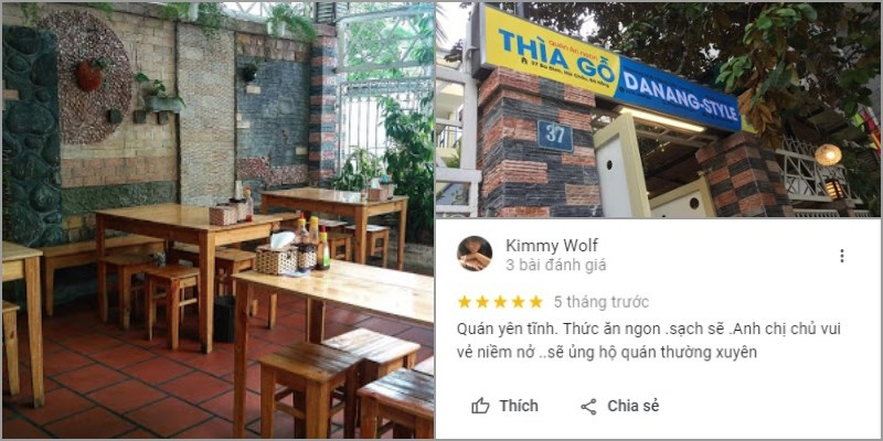 Nhà hàng Thìa Gỗ