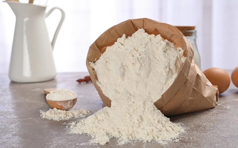 Bột mì đa dụng làm từ gì