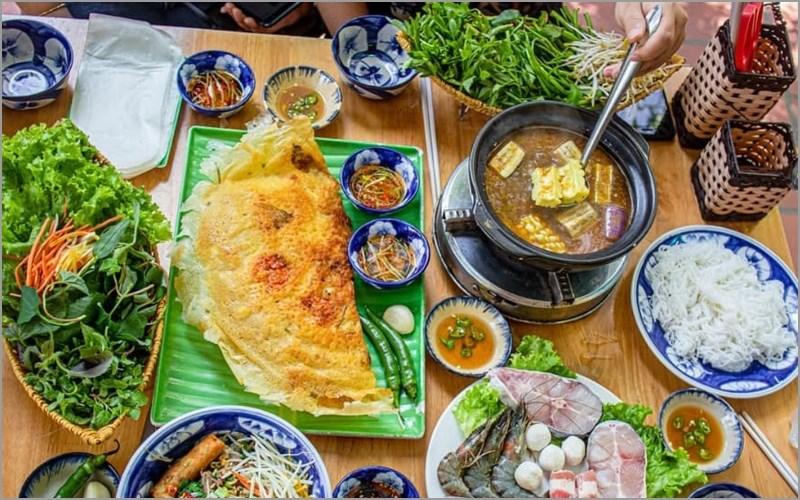 Món ăn mang màu sắc Đà Nẵng khó quên