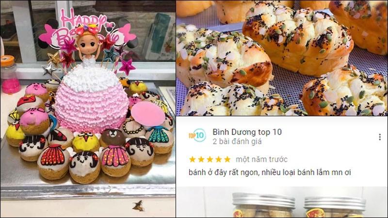 Tiệm bánh kem Bình Dương- Panda Cake