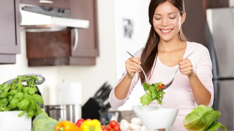 Nấu ăn tại nhà