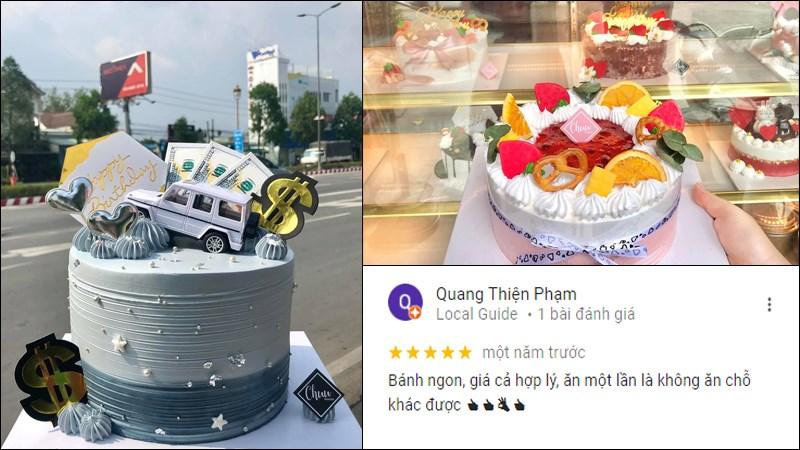Tiệm bánh Chuu Bakery