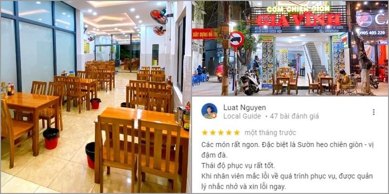 Nhà hàng Cơm Gà Gia Vĩnh - Cơm Chiên Giòn Đà Nẵng