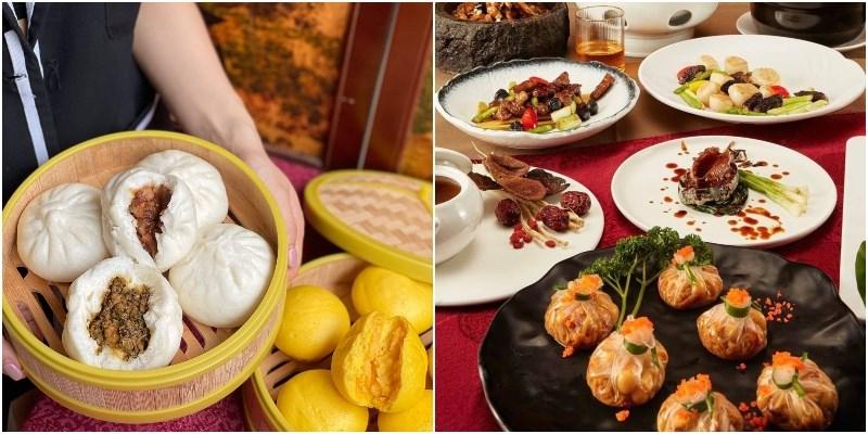 Nổi tiếng với bánh bao, há cảo, các món ăn Trung