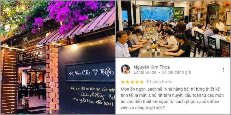 Nhà hàng Làng Nghệ