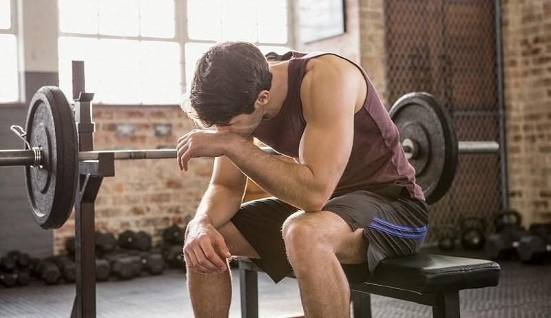 Giảm mệt mỏi khi tập thể dục