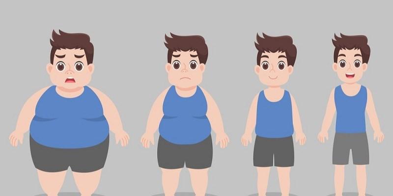 Hỗ trợ quá trình giảm cân