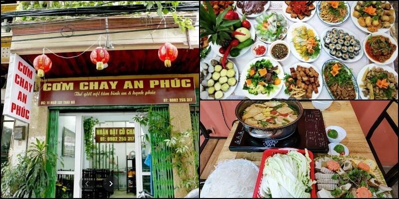 Nhà hàng Cơm Chay An Phúc