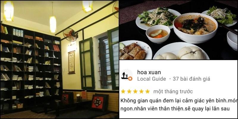 Nhà hàng Tịnh Thư Quán