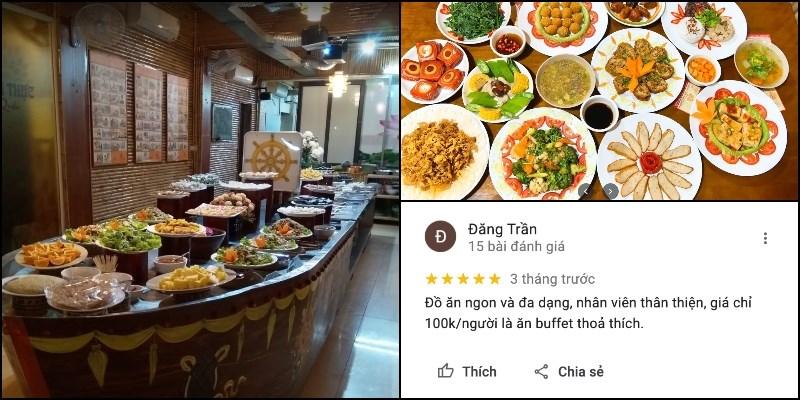 Nhà hàng Buffet Chay Tịnh Thực Quán