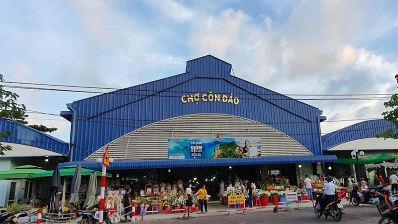 Chợ hải sản Côn Đảo