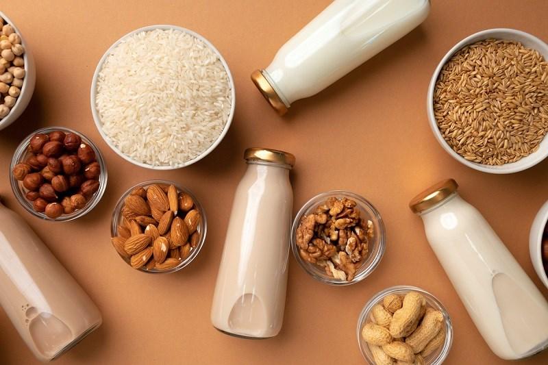 Sữa hạt và sữa thực vật