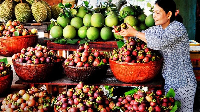 Hoa quả Lái Thiêu