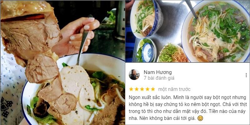 Quán Bún Bò Hồ Ếch - Kim Anh