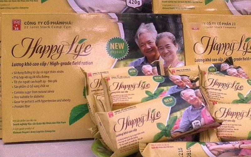 Lương khô Happy Life