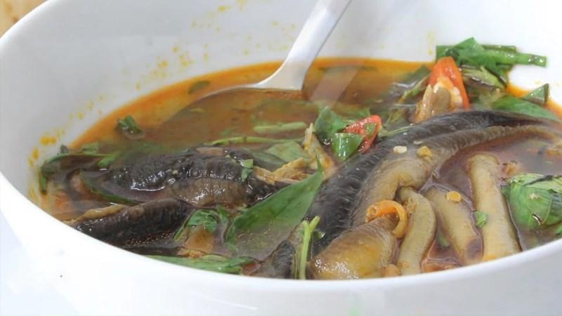 Súp lươn