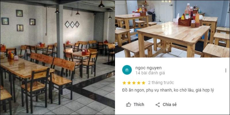 Quán Anton Hoài Spaghetti - Mì Ý A.Hoài
